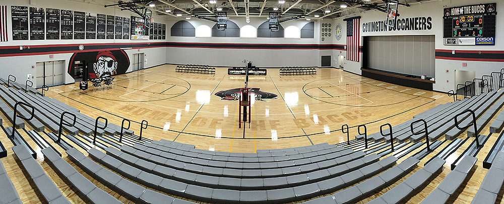 Covington High School Gymnasium